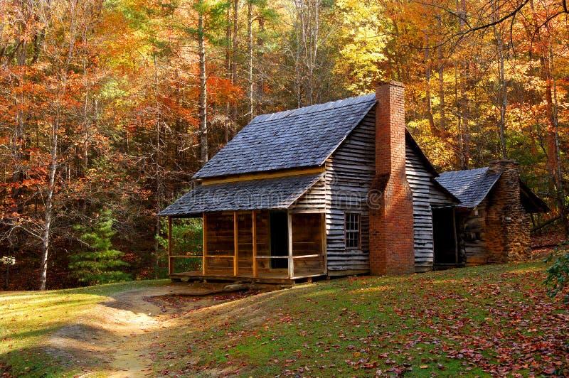 αγροτικό σπίτι στοκ φωτογραφίες