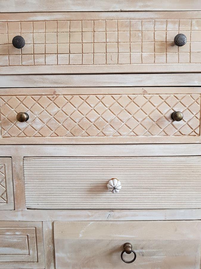Αγροτικό στήθος των συρταριών στοκ εικόνες