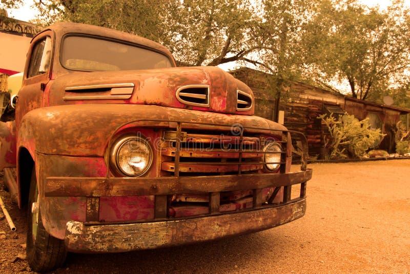 αγροτικό truck στοκ εικόνες