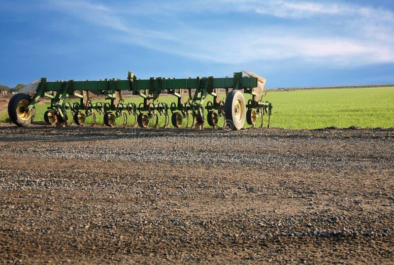 αγρόκτημα εξοπλισμού κα&lamb στοκ εικόνα