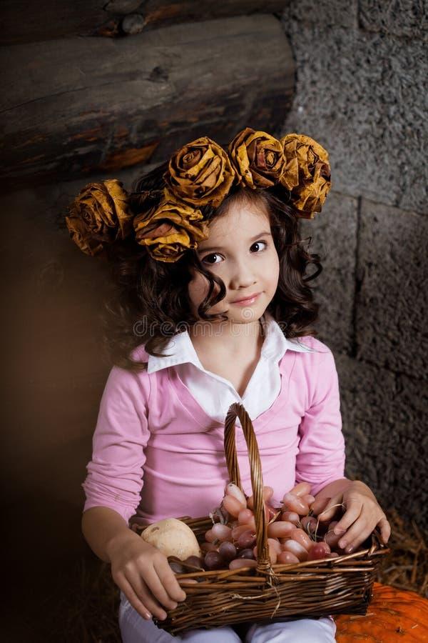 αγρόκτημα παιδιών στοκ εικόνες με δικαίωμα ελεύθερης χρήσης