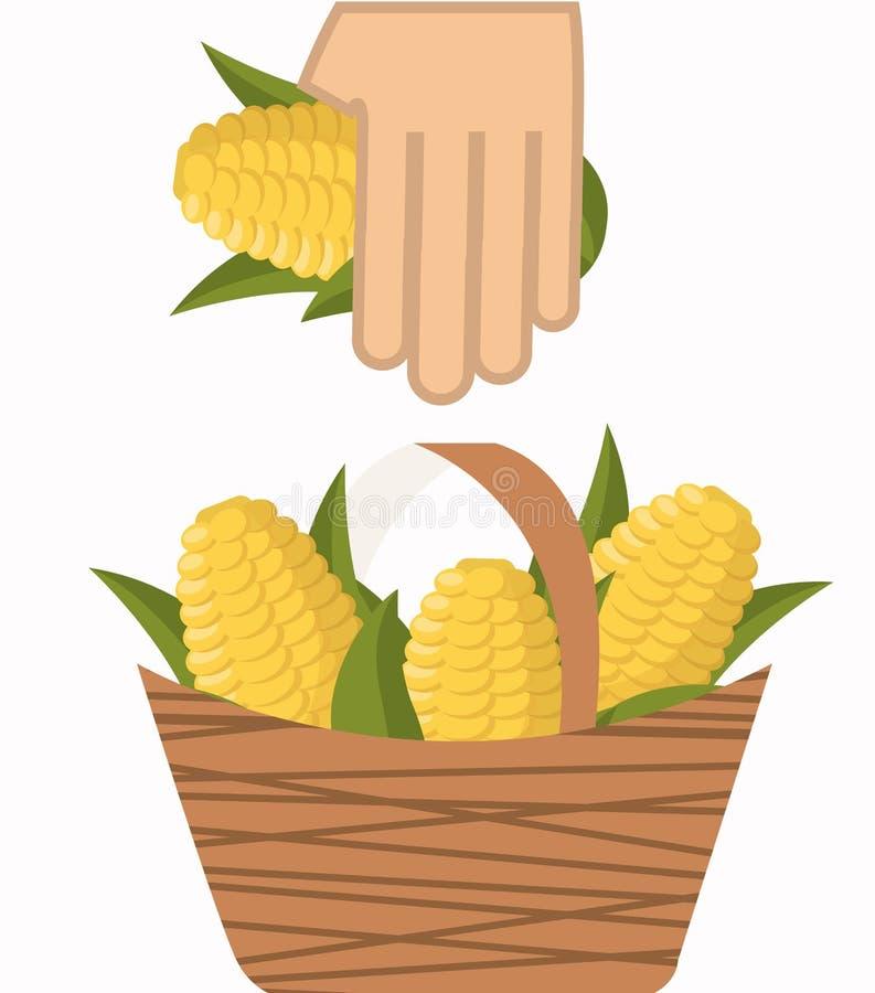 αγρόκτημα φρέσκο ελεύθερη απεικόνιση δικαιώματος