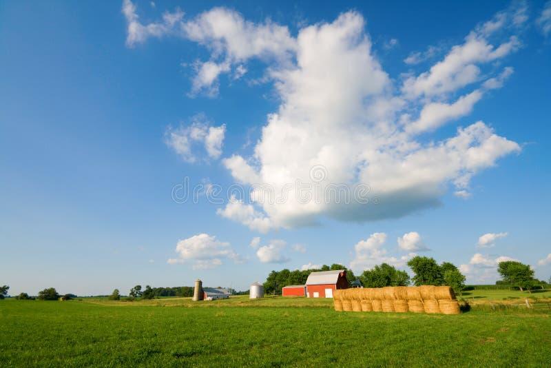αγρόκτημα στοκ φωτογραφίες