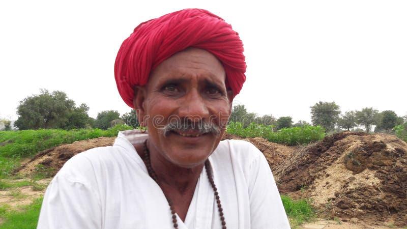 αγρότης ευτυχής στοκ φωτογραφίες