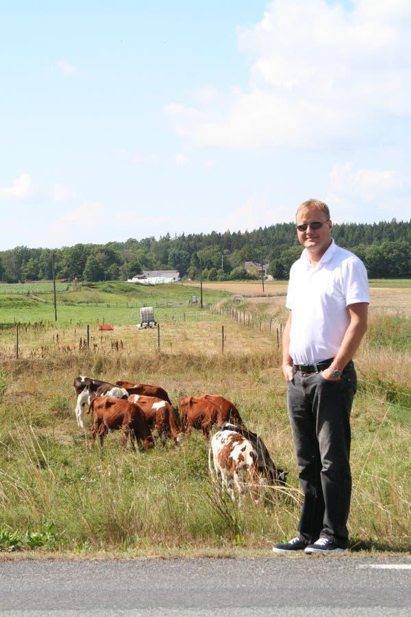 αγρότης σουηδικά στοκ εικόνες με δικαίωμα ελεύθερης χρήσης