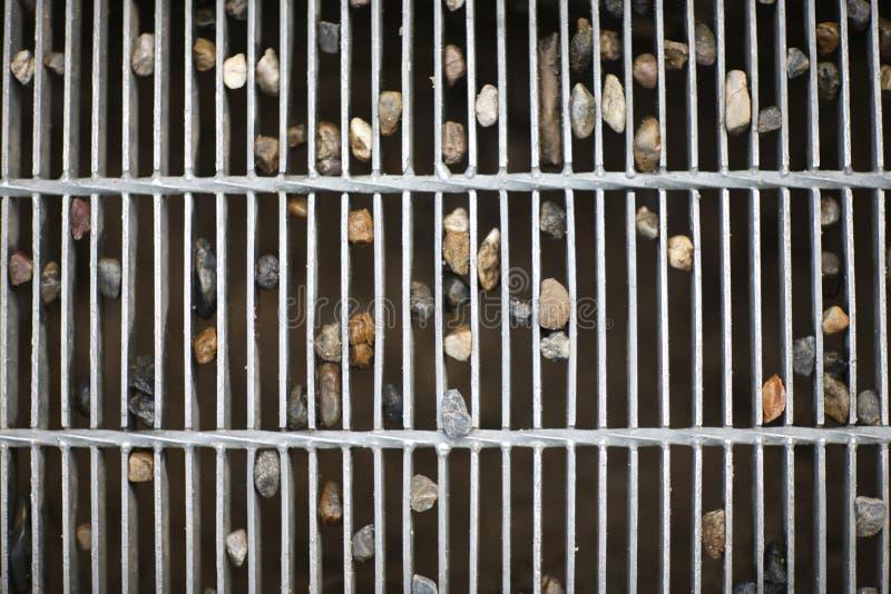 Αγωγοί καγκέλων μετάλλων στοκ φωτογραφίες