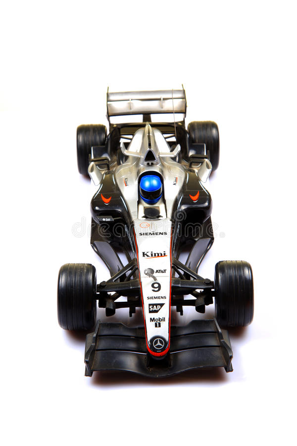 Αγωνιστικό αυτοκίνητο Mclaren f1 στοκ εικόνα με δικαίωμα ελεύθερης χρήσης