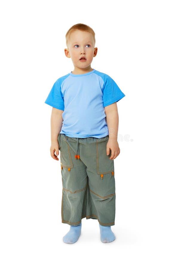αγόρι αστείο λίγα στοκ εικόνα με δικαίωμα ελεύθερης χρήσης