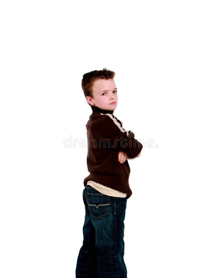 αγόρι επίμονο στοκ φωτογραφίες με δικαίωμα ελεύθερης χρήσης