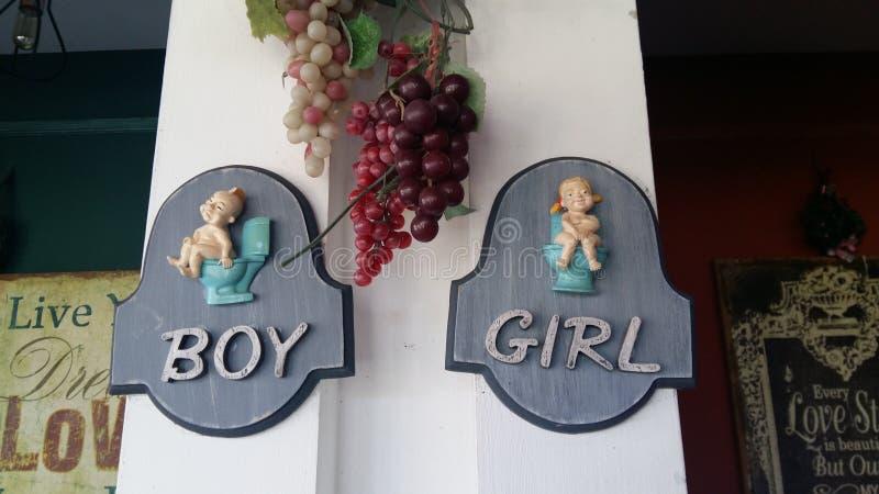 Αγόρι και gril στοκ φωτογραφίες
