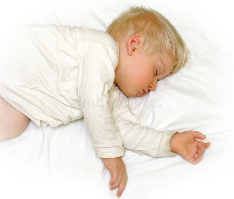 αγόρι κλινοσκεπασμάτων &lambd στοκ φωτογραφία