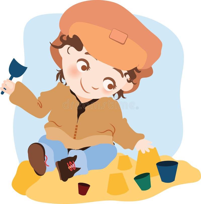 Download αγόρι λίγα διανυσματική απεικόνιση. εικονογραφία από απόλαυση - 22799177
