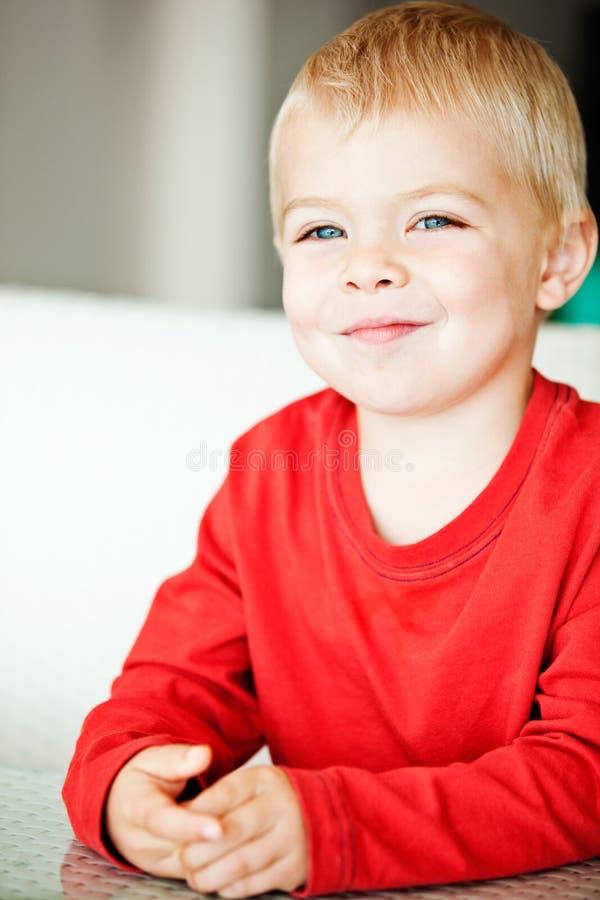 Αγόρι μικρών παιδιών στοκ φωτογραφίες