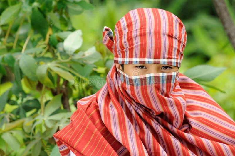 Download αγόρι μουσουλμάνος στοκ εικόνα. εικόνα από araceli, θρησκεία - 13176725