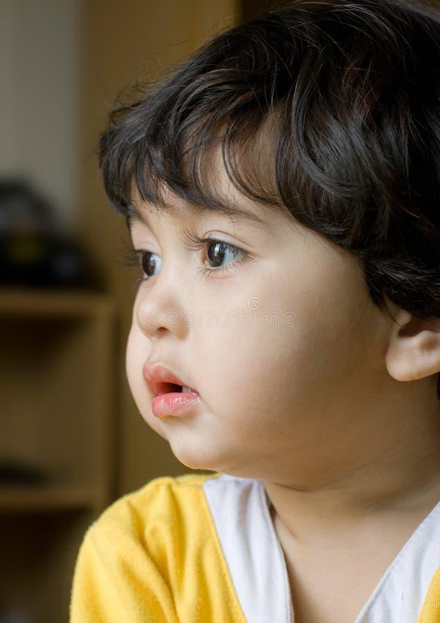 αγόρι χαριτωμένο στοκ εικόνα