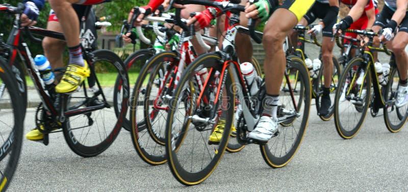 αγώνας ποδηλατών στοκ φωτογραφία με δικαίωμα ελεύθερης χρήσης