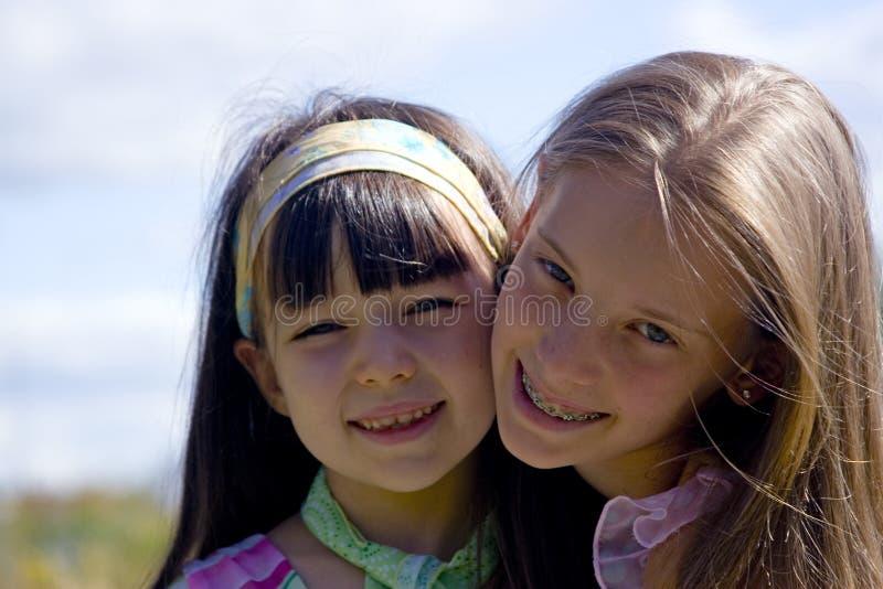 Αδελφές Δωρεάν Στοκ Εικόνα