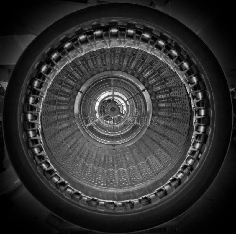 Αεριωθούμενη μηχανή στοκ φωτογραφίες