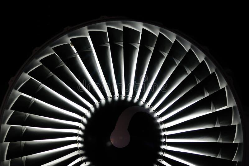 αεριωθούμενο αεροπλάν&omic στοκ φωτογραφία