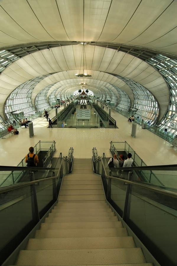 αερολιμένας Μπανγκόκ στοκ εικόνες