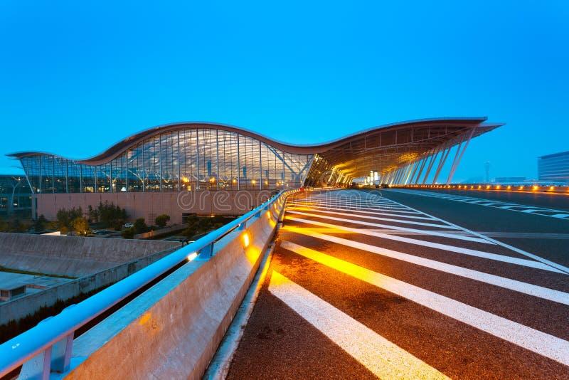 αερολιμένας Σαγγάη στοκ φωτογραφία
