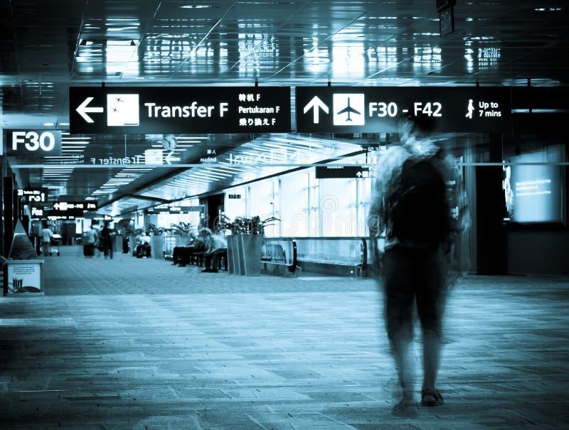 Αερολιμένας στοκ φωτογραφίες με δικαίωμα ελεύθερης χρήσης