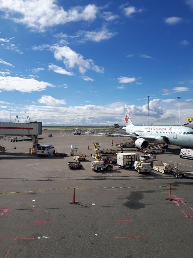 Αερολιμένας tarmac στοκ φωτογραφίες με δικαίωμα ελεύθερης χρήσης