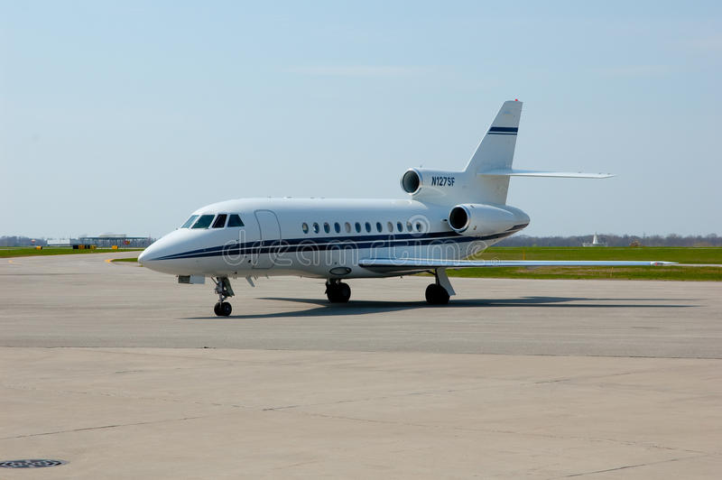 αεροπλάνο αεριωθούμεν&omeg στοκ εικόνα με δικαίωμα ελεύθερης χρήσης