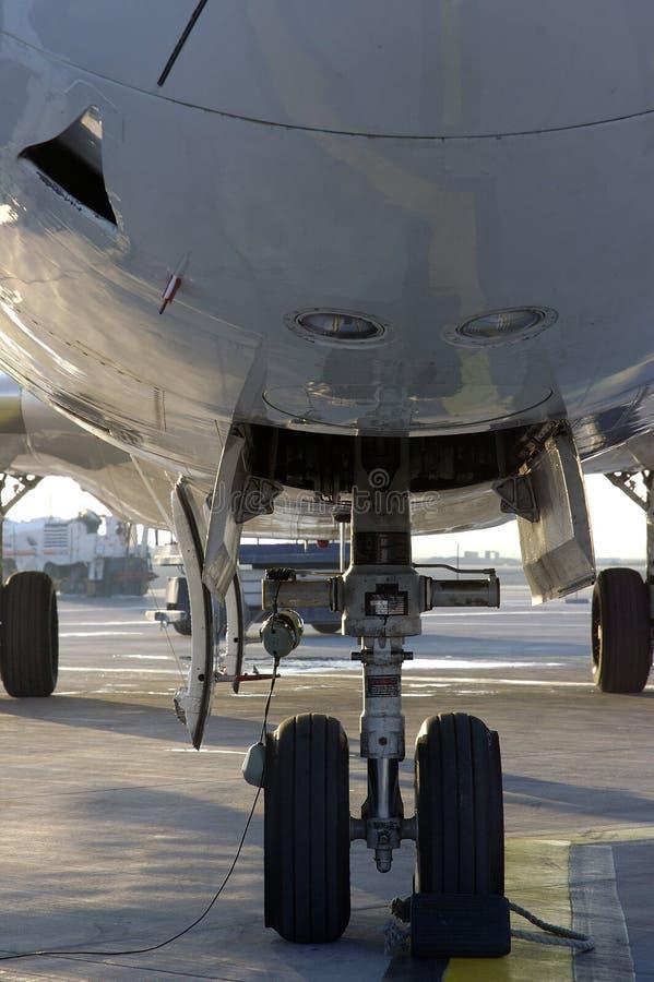 αεροπλάνο μερών στοκ φωτογραφία με δικαίωμα ελεύθερης χρήσης