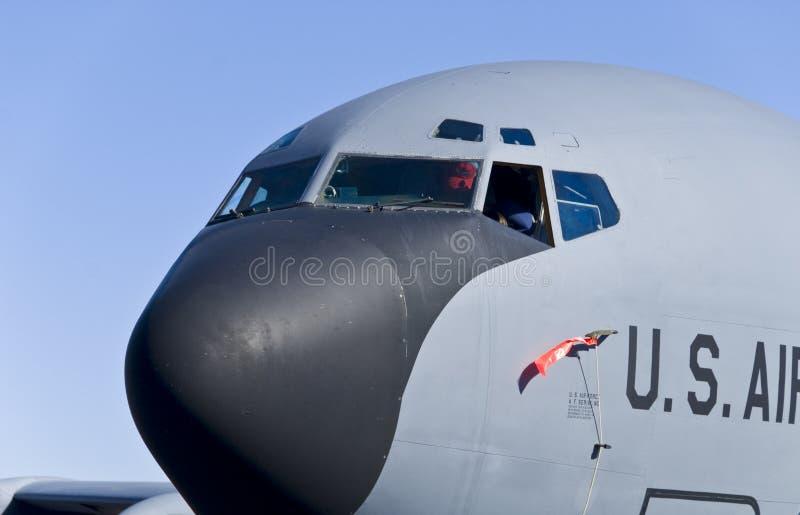 αεροπλάνο Πολεμικής Αε στοκ εικόνα με δικαίωμα ελεύθερης χρήσης