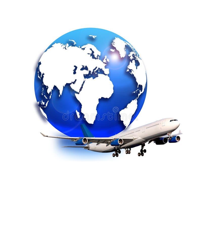 Download αεροπλάνο στοκ εικόνα. εικόνα από επιχείρηση, φορτίο - 17053843