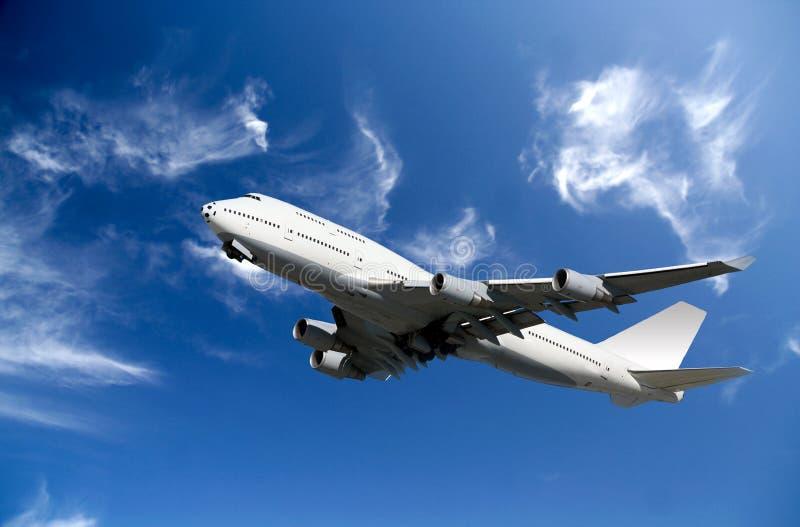 αεροπλάνο Boeing στοκ φωτογραφίες με δικαίωμα ελεύθερης χρήσης