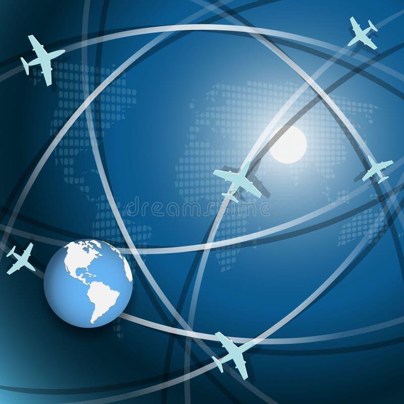 αεροπορία ελεύθερη απεικόνιση δικαιώματος