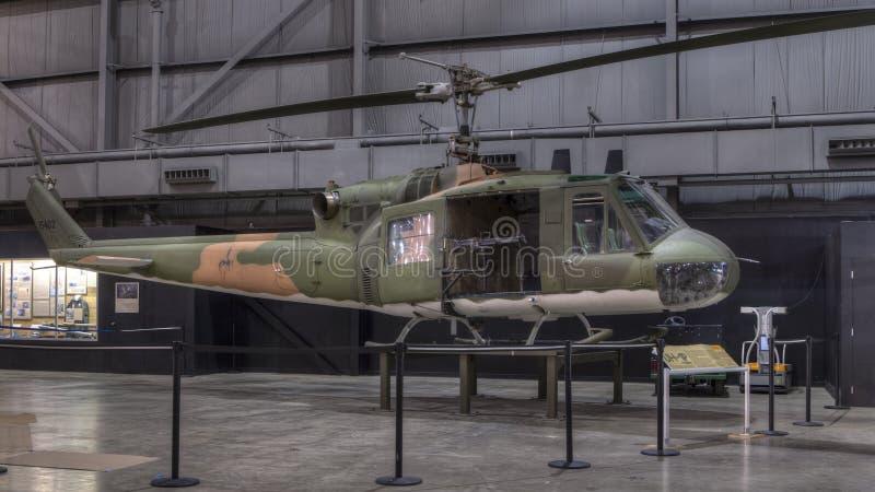Αεροπλάνα στο μουσείο USAF, Νταίυτον, Οχάιο στοκ φωτογραφίες