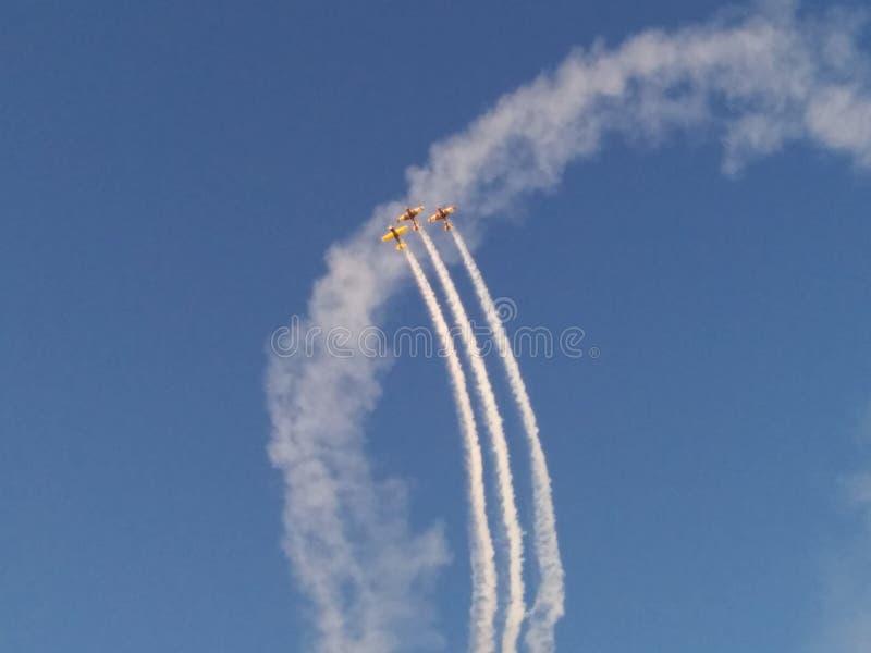 Αεροπλάνα στοκ φωτογραφία
