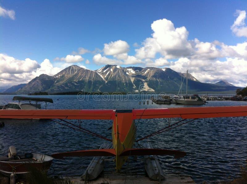 Αεροπλάνο επιπλεόντων σωμάτων στοκ εικόνα με δικαίωμα ελεύθερης χρήσης