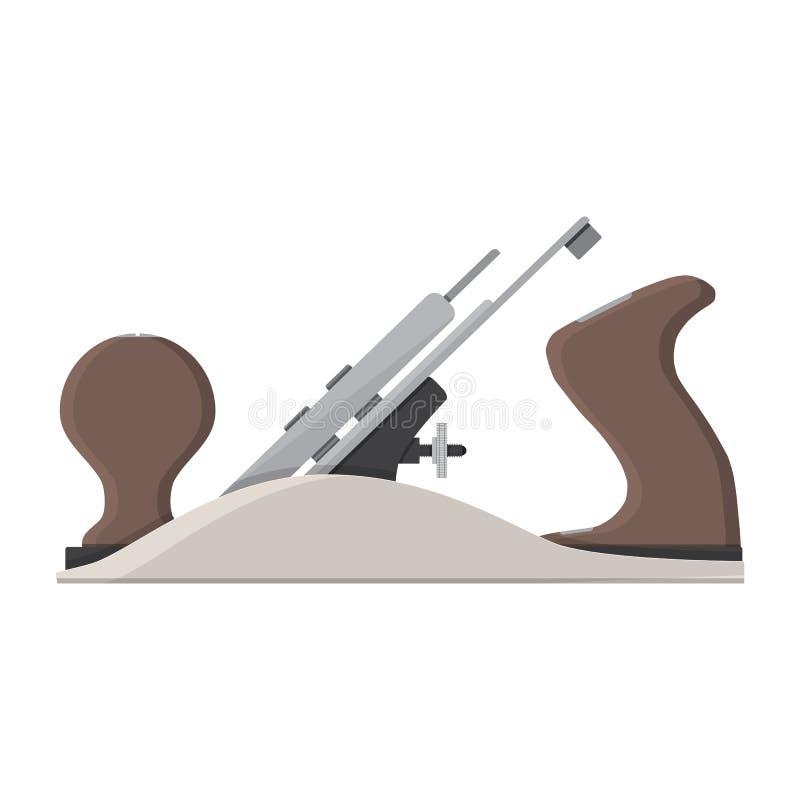 Αεροπλάνο Jointer εργαλείο χειρός για την ξυλουργική ελεύθερη απεικόνιση δικαιώματος