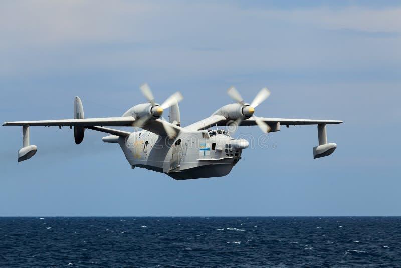 Αεροσκάφη - αμφίβια - 12 στοκ εικόνα