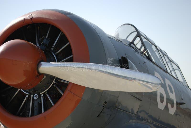 αεροσκάφη δύο πολεμικός στοκ εικόνες με δικαίωμα ελεύθερης χρήσης