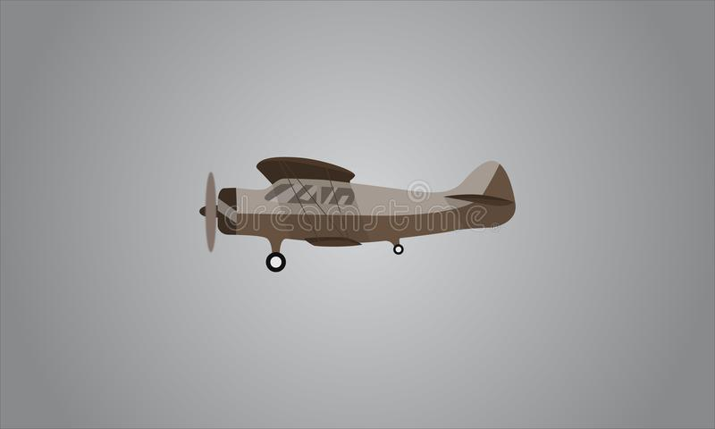 Αεροσκάφη πρόωρης παραγωγής στοκ φωτογραφία