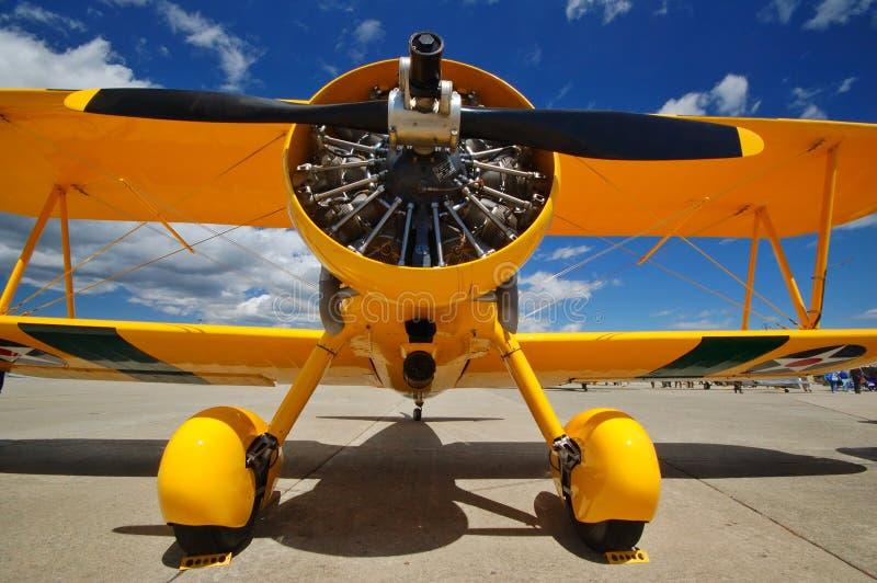 αεροσκάφη airshow στοκ φωτογραφία με δικαίωμα ελεύθερης χρήσης