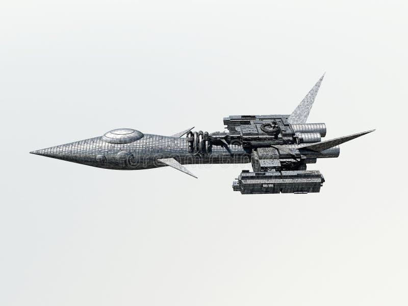 Αεροδιαστημικό όχημα ελεύθερη απεικόνιση δικαιώματος