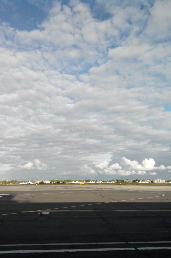 Αερολιμένας σε Syktyvkar Ρωσία στοκ φωτογραφία με δικαίωμα ελεύθερης χρήσης