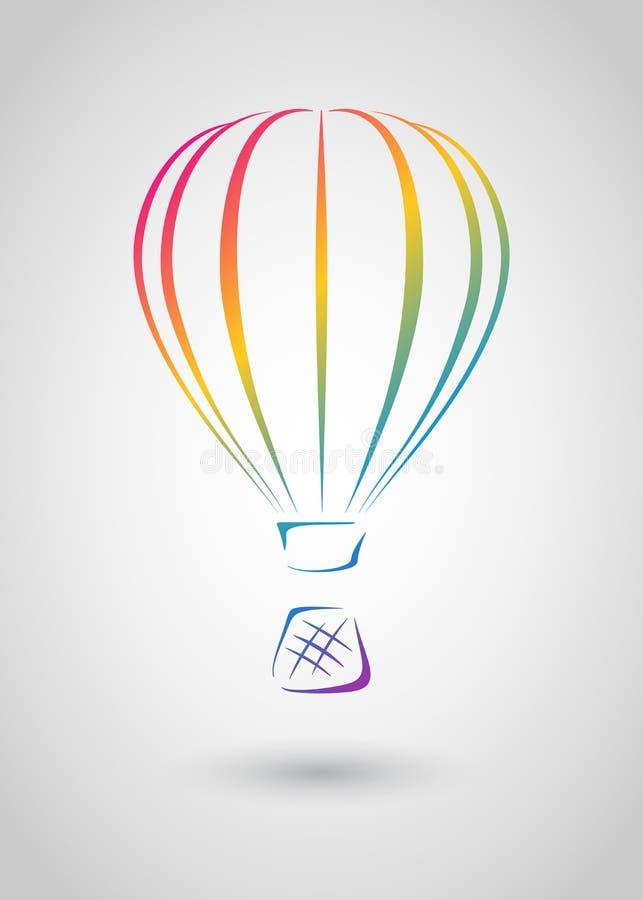 Αερόστατο απεικόνιση αποθεμάτων