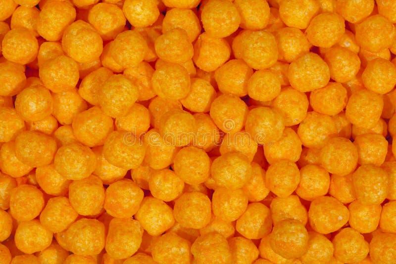 αερώδες τυρί σφαιρών στοκ εικόνα