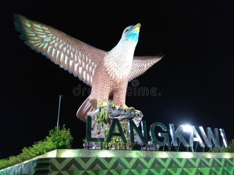 Αετός Langkawi στοκ εικόνα με δικαίωμα ελεύθερης χρήσης