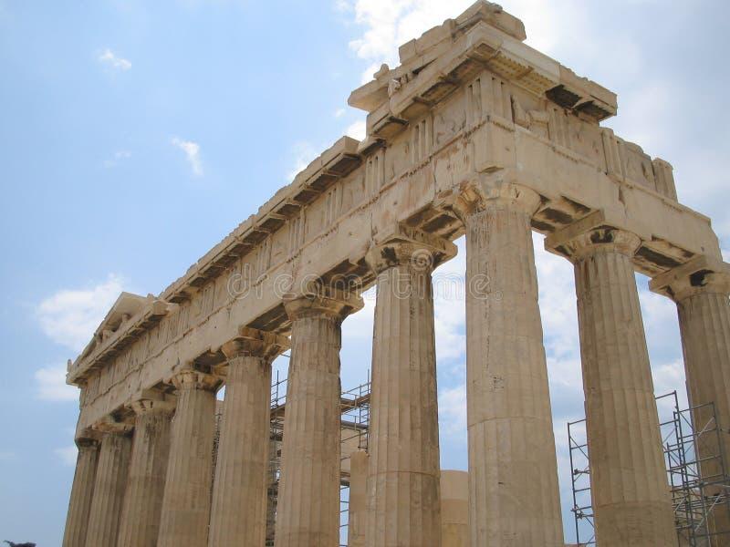 Download Αθήνα Ελλάδα parthenon στοκ εικόνα. εικόνα από μάρμαρα - 377971