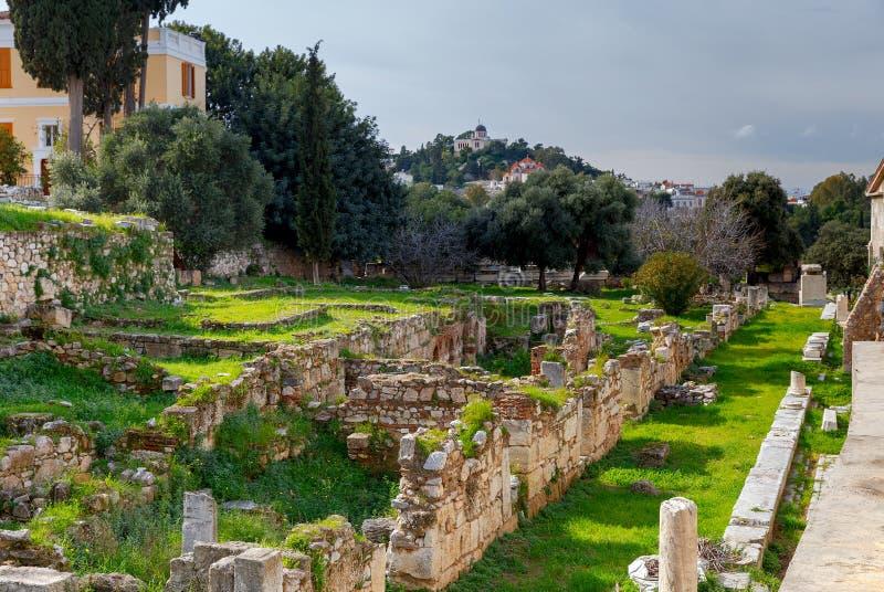 αθεϊσμού φόρουμ Ρωμαίος στοκ φωτογραφίες