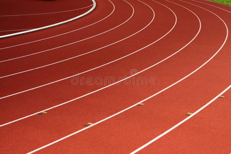 αθλητική διαδρομή στοκ φωτογραφίες με δικαίωμα ελεύθερης χρήσης