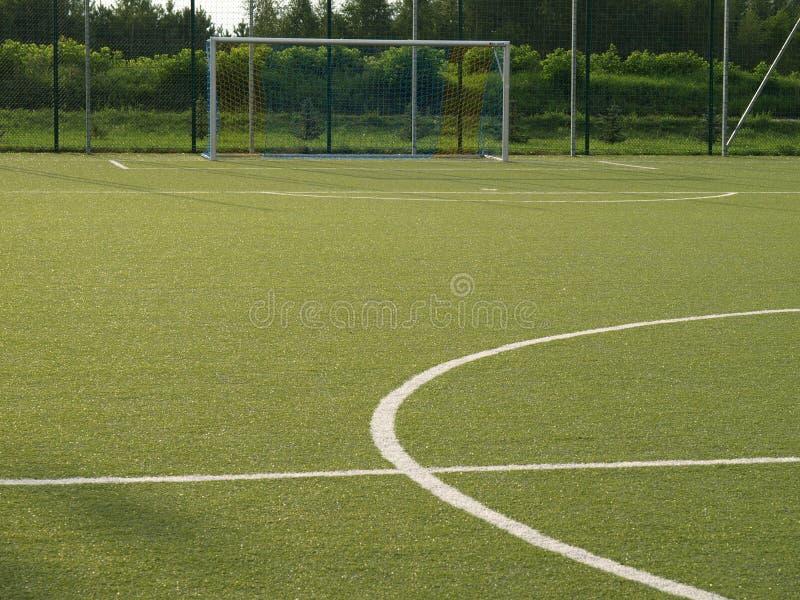 Αθλητικό πεδίο στοκ φωτογραφία